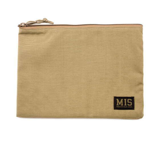 Tool Pouch M - Coyote Tan - Front