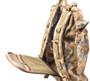 Roll Up Backpack - Covert Desert - Back Opening