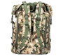 Roll Up Backpack - Covert Woodland - Back