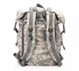 Roll Up Backpack - ABU Camo - Back