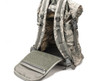 Roll Up Backpack - ABU Camo - Back Opening