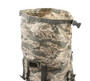 Roll Up Backpack - ABU Camo - Top