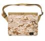 Padded Shoulder Bag - MarPat Desert - Front