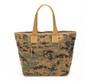 Tote Bag - MarPat Woodland - Back