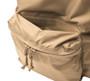 Daypack - Coyote Tan - Hidden Pocket