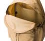 Daypack - Coyote Brown - Inside