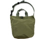 2Way Shoulder Bag - Olive Drab - Back