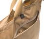 2Way Shoulder Bag - Coyote Tan - Pocket