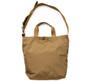 2Way Shoulder Bag - Coyote Brown - Back