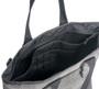Tote Bag - Denim Grey - Inside