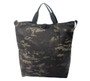 Carrying Bag - Black Multi Cam Cordura - Back