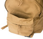 Daypack - Coyote Brown Cordura - Hidden Pociet