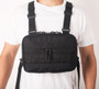 Chest Rig - Black - Front 2