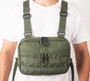 Chest Rig - Camo Green - Front 2