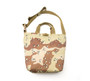 2Way Shoulder Bag - Chocochip Desert Camo - Back
