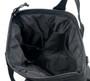 Flyers Helmet Bag With Alice Strap - Black - Inside
