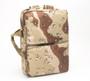 3 Way Brief Bag - Chocochip Desert Camo - Side