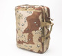 3 Way Brief Bag - Chocochip Desert Camo - Back