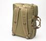 3 Way Brief Bag - Coyote Tan - Back 2
