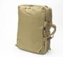 3 Way Brief Bag - Coyote Tan - Back