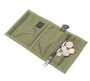 Folding Wallet - Olive Drab - Outside