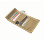 Folding Wallet - Coyote Tan - Inside