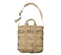 Tactical Carrying  Bag - Coyote Tan - Back