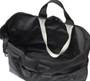 Multi Pocket Tote Bag - Black - Top