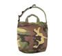 2Way Shoulder Bag - Woodland Camo - Back