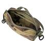 All Shoulder Bag Small - Woodland Camo - Inside