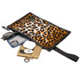 Animal Pouch - Leopard - Inside