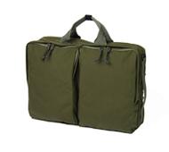 3 Way Brief Bag - Olive