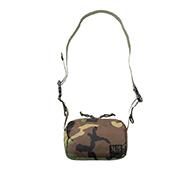 AW Shoulder Bag S - Woodland Camo