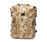 Roll Up Backpack - Covert Desert