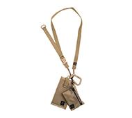 Tactical Key Strap Set - Coyote Tan