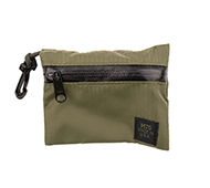 W Small Pouch - Olive