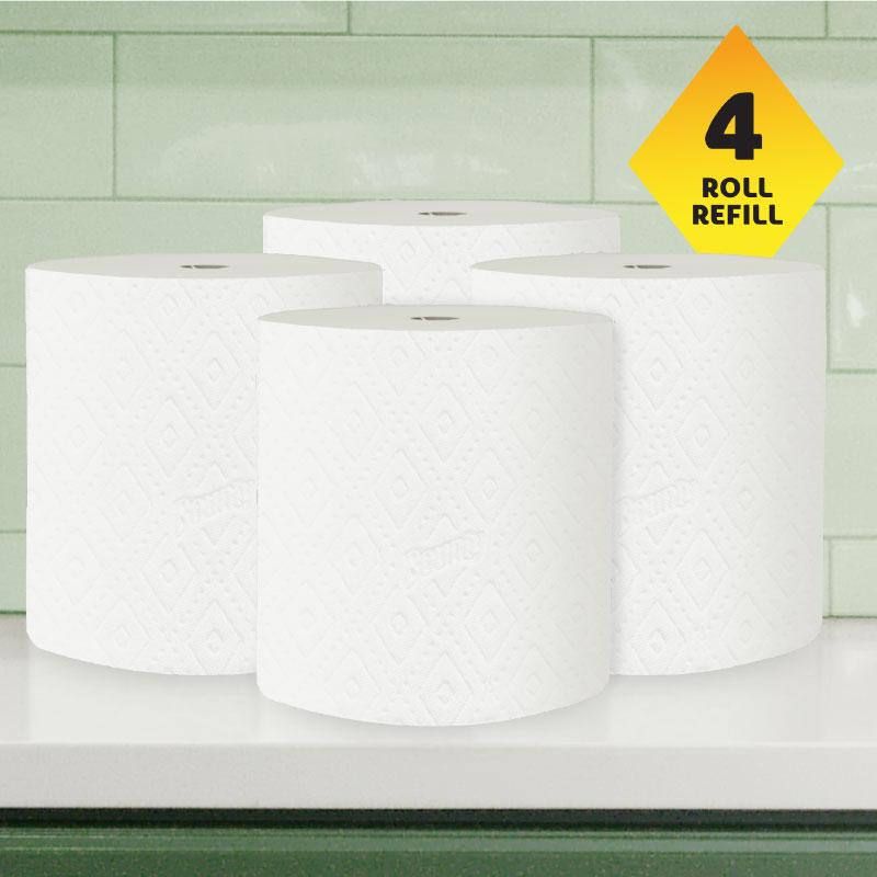 4 Roll Refill
