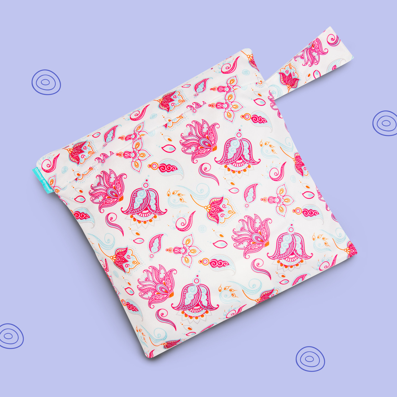 On-the-go Tote Bag - Cotton Bliss