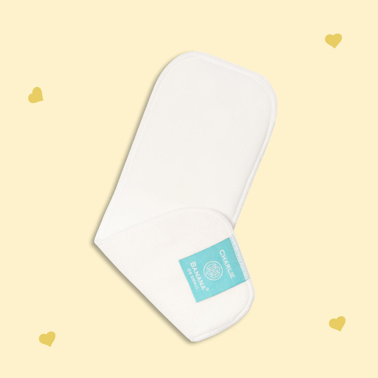 Reusable Cloth Diaper Inserts | Medium/Large
