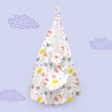 Diaper Laundry Bag - Diva Ballerina