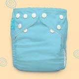 Free Size Cloth Diaper - Charlie Banana Blue