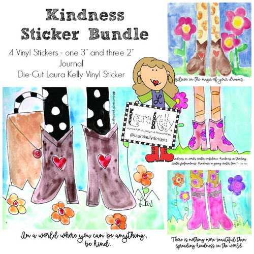 Kindness Sticker Bundle
