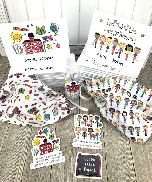 Back to School Teacher Kindness and Happy Bonus Pack