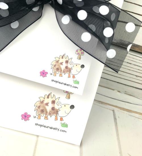 Memo Pad Set - Hedgehog