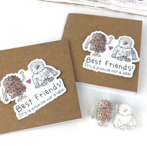 Best Friends Gift Set