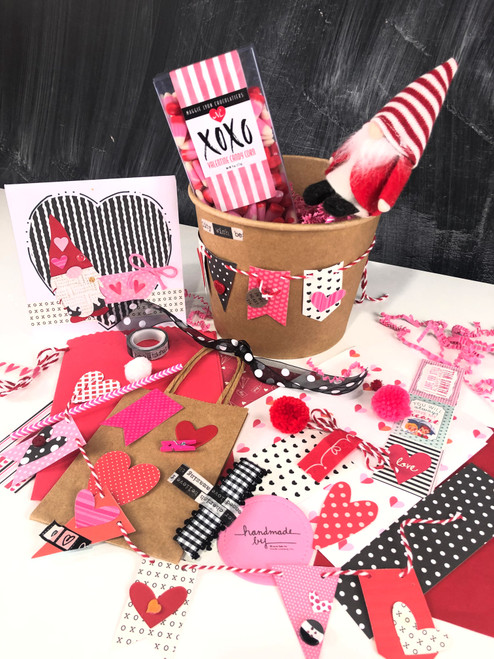 Valentine Card Kit Bundle