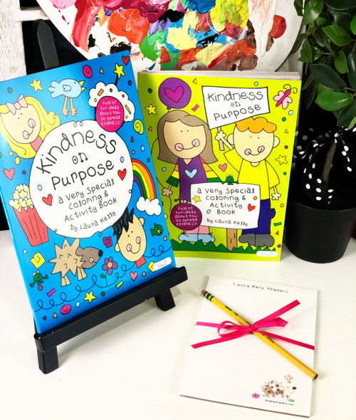 Kindness Coloring Book Gift Set