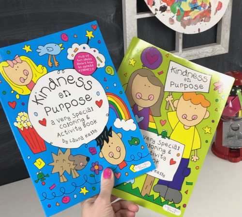 Kindness Coloring Books