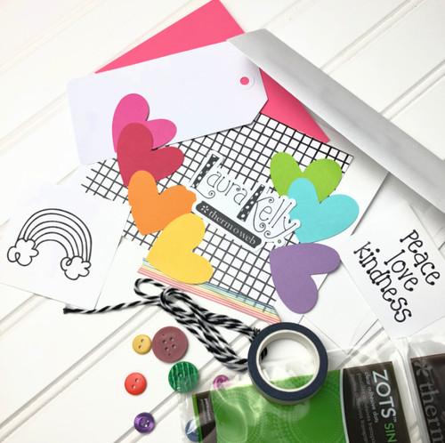 Happy Hour Card Craft Kits