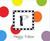 Big Dots Initial Note Cards - Quantity 50